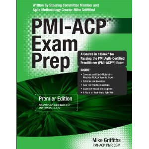 PMI-ACP Exam Prep Cover