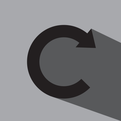 Refresh Button Icon Stock Photo